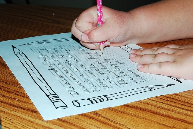 Should we still teach our students how to write in cursive?