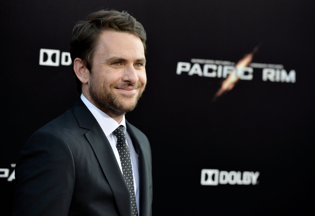 Actor Charlie Day arrives at the premiere of Pacific Rim at Dolby Theatre on July 9, 2013 in Hollywood, California.