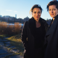 Isobel Yeung, left, and Gianna Toboni are Vice News corespondents.