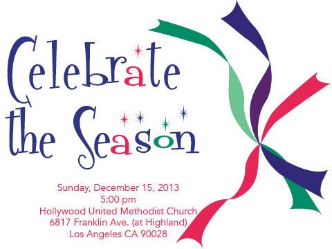 Metropolitan Master Chorale- Celebrate the Season