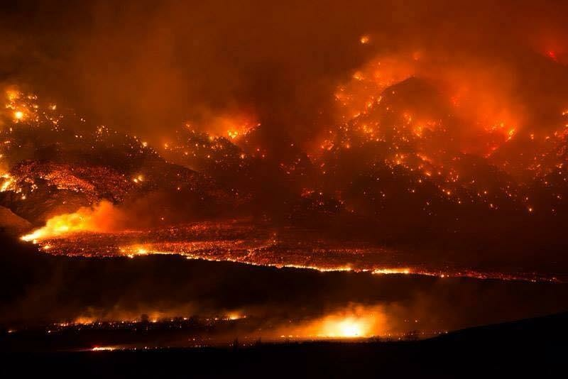 Round Fire: Containment up on fire that destroyed 40 homes ...