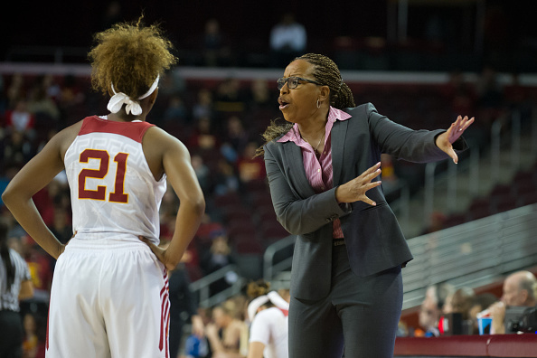 Cynthia Cooper-Dyke resigns as USC women's basketball ...