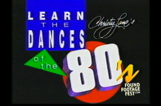 "Screenshot of ""Learn the Dances of the '80s"""