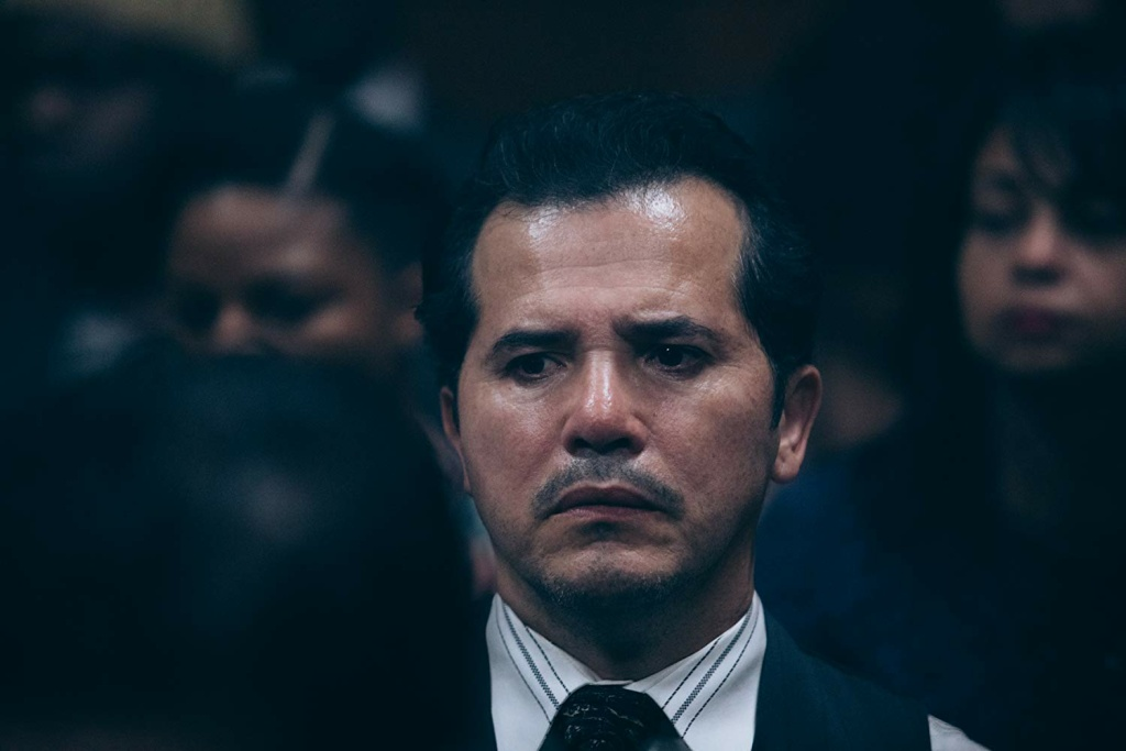 John Leguizamo has an Emmy nomination for his role as the father of one of the accused Central Park 5 in