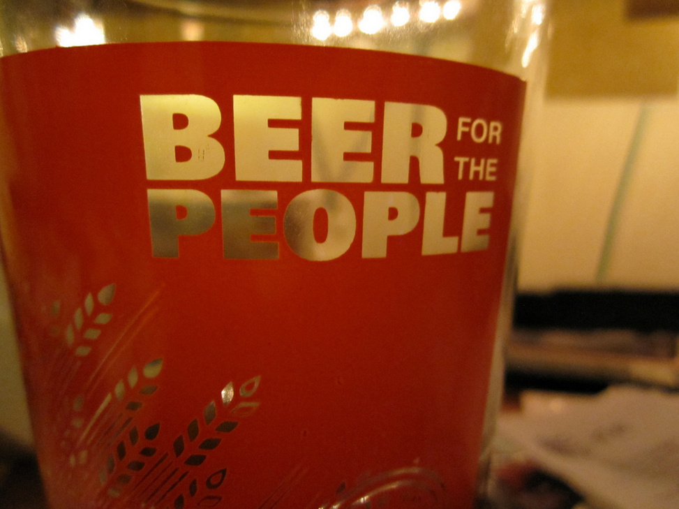 Eagle Rock Brewery: Beer for the people.
