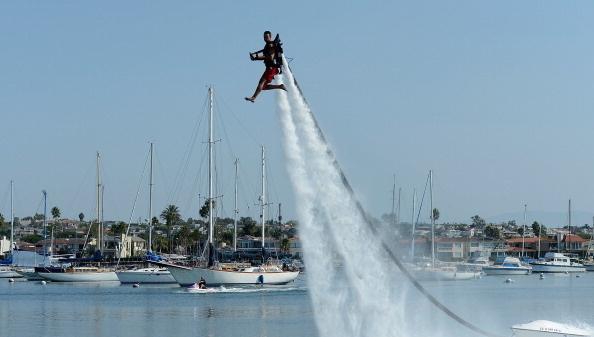 Jetpack Newport Beach