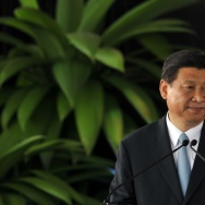 COSTA RICA-CHINA-XI