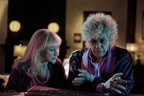 Writer and Director David Mamet draws on the life of Phil Spector for his HBO film,