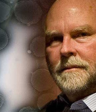 Dr. Craig Venter, who announced that he had created the first synthetic cell.