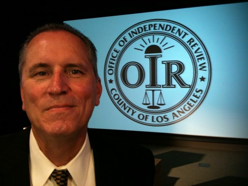 Michael Gennaco heads L.A. County's Office of Independent Review.