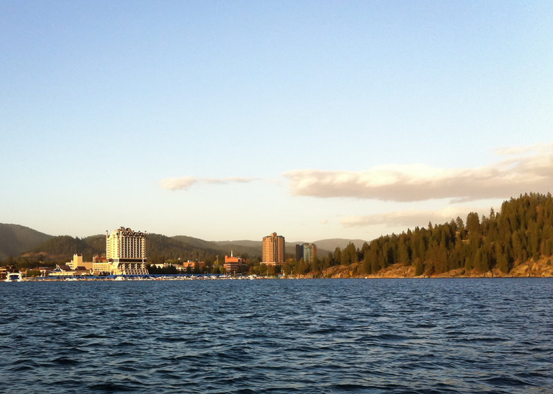 Coeur d'Alene is the largest city and county seat of Kootenai County, Idaho. North Idaho counties like Kootenai have seen their population double since the 1990s.