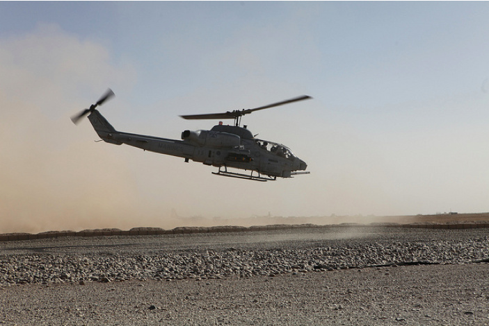 Marine Corps AH-1W Super Cobra