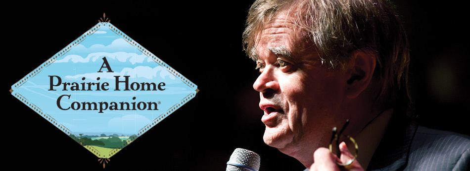 Airtalk Audio One Year Out From Lake Wobegon What Garrison