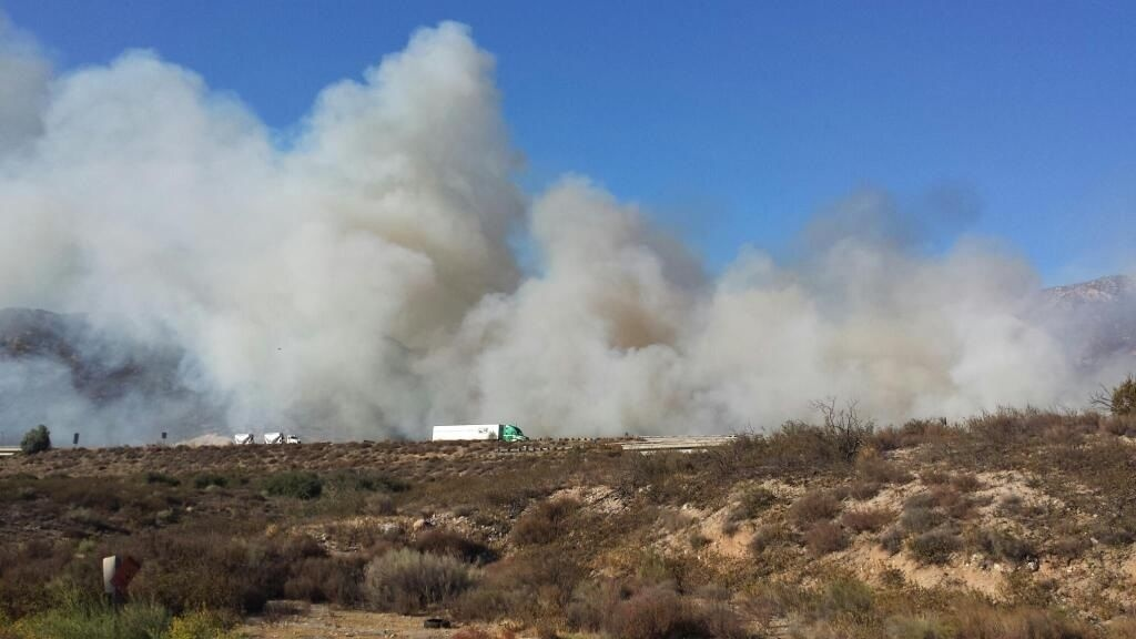 Cleghorn Fire