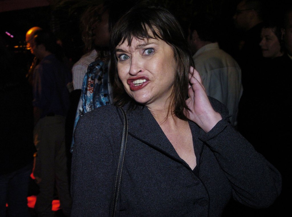 Sweeney Sisters Christmas Party Video Part - 25: Video: Former U0027Saturday Night Liveu0027 Star Jan Hooks Dies; Watch 12 Of Her  Most Memorable Sketches   Without A Net   89.3 KPCC