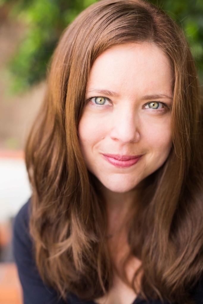 Writer, Melissa Scrivner Love