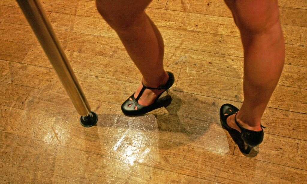 The city of San Bernardino has many creditors, bankruptcy documents show. That includes banks, construction firms, a local sign maker... and a strip club.