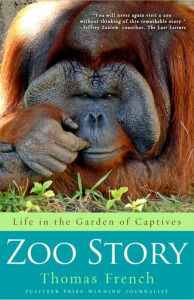 Pulitzer Prize-winning journalist Thomas French takes a microscope behind the scenes of some of the country's major zoos to examine the morally complex and seemingly intractable dilemmas behind extinction, conservation, and our notions of freedom and captivity.