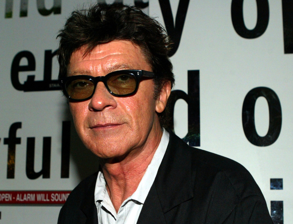 Musician Robbie Robertson attends the US Weekly/Roots Clothing party during the 2003 Toronto International Film Festival September 10, 2003 in Toronto, Canada.