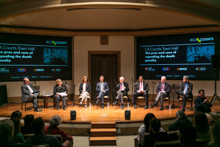 We gathered a panel of six guests from all sides of the argument. They fielded questions from the audience on topics that ranged from fiscal to racial implications.