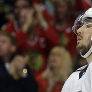 Kings Voynov Suspended Hockey