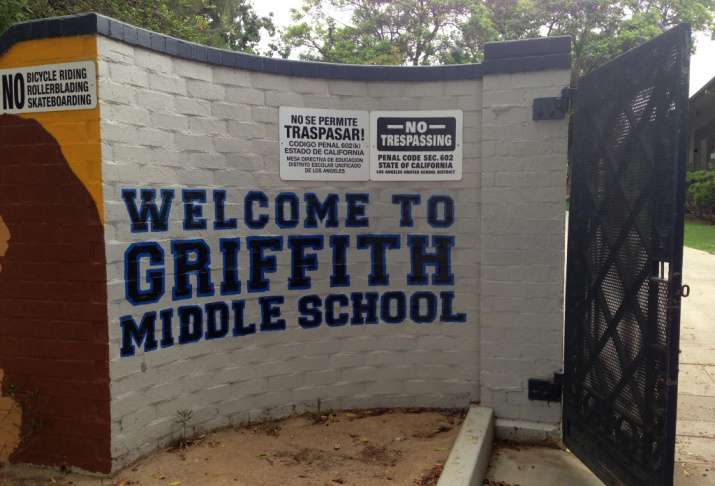 D.W. Griffith Middle School, named after a Hollywood director who made a film about the Ku Klux Klan, could be renamed if supporters of a petition get their way.