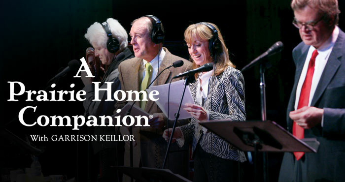 A Prairie Home Companion- Group