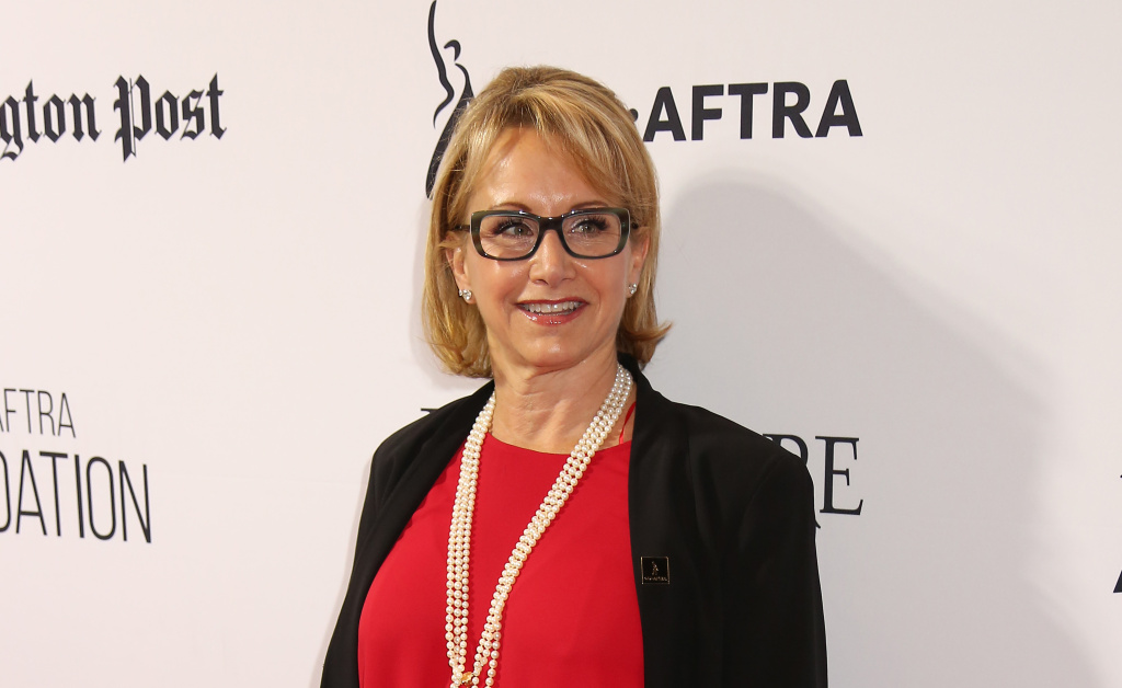 Actress Gabrielle Carteris attends