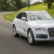Behind The Wheel 2014 Audi Q5 TDI