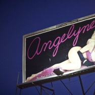 Hollywood billboard queen, Angelyne was featured on the first Off-Ramp episode producer Chris Greenspon ever heard.