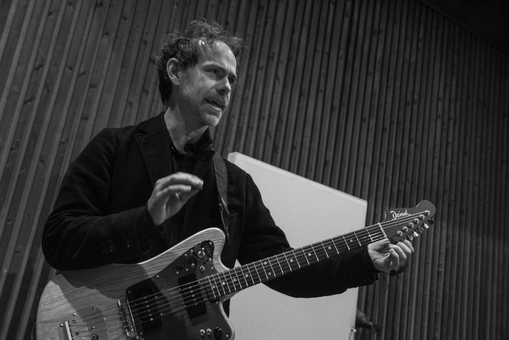 Musician and composer Bryce Dessner.