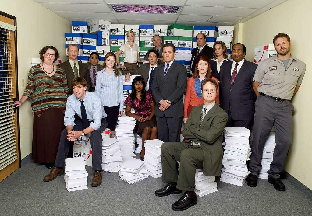 original office. The Original Cast Of Office