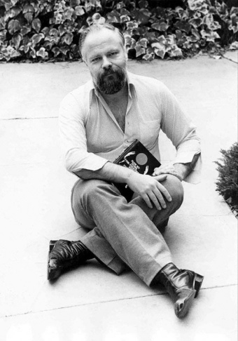 Philip K Dick with