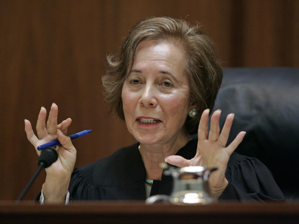 California Supreme Court Justice Kennard talks adversity ...