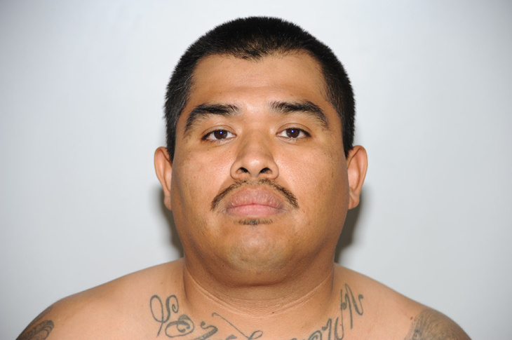 Luis Manuel Tapia, leader of the Oxnard-based Colonia Chiques street gang, was found guilty of a 26 federal charges filed against him.