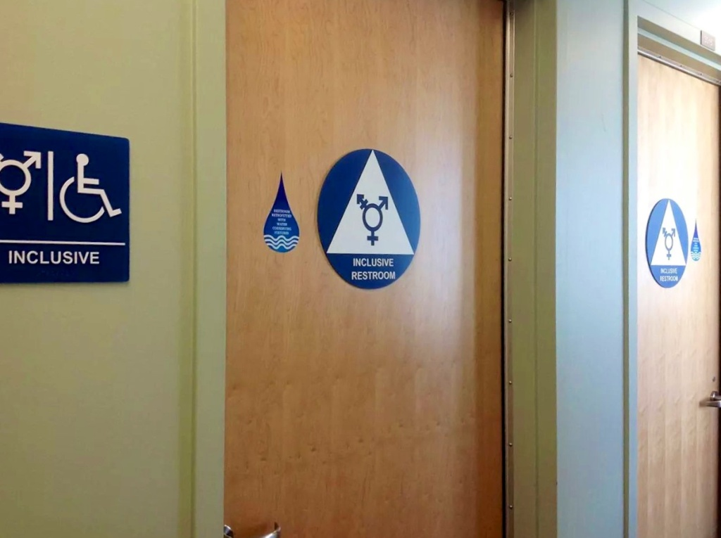 Take Two New West Holllywood Law Requires Gender Neutral Public Restrooms 89 3 Kpcc