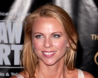 CBS news chief foreign correspondent Lara Logan.