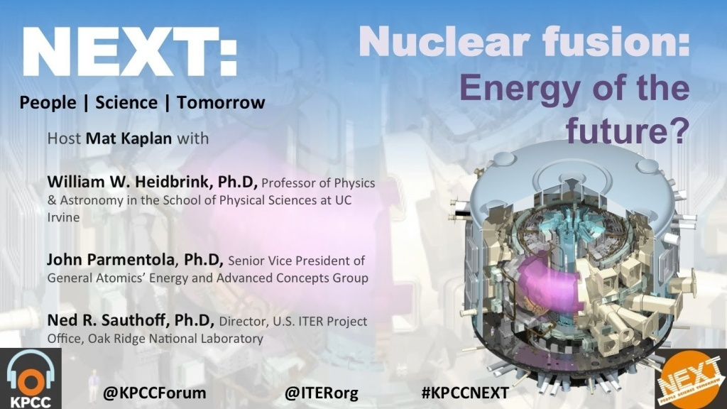 Nuclear Fusion: Success could mean almost limitless, relatively clean energy to power civilization. Don't miss this glimpse into the unknown.