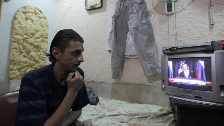The Syrian regime calls a new deal on its chemical weapons a victory, in a reaction that came one day after the U.S. and Russia announced the plan.