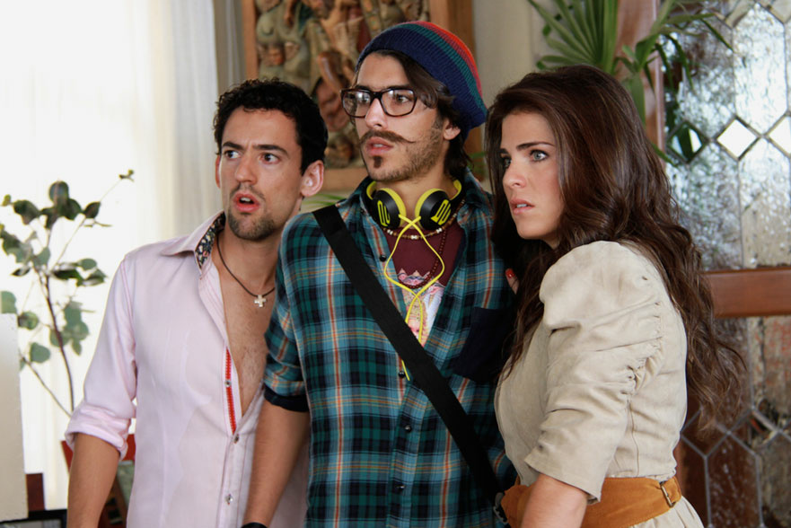 Still from the Mexican film