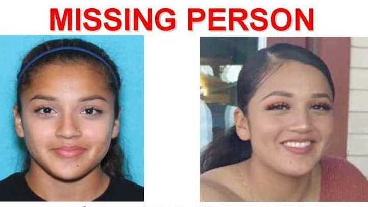 Vanessa Guillen, seen here in a poster released by U.S. Army investigators, was last seen alive at Fort Hood in April. Her family is demanding answers.