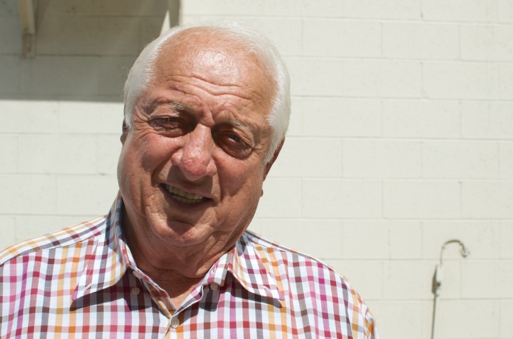 A regular of Paul's Kitchen, Tommy Lasorda has a special named after him.