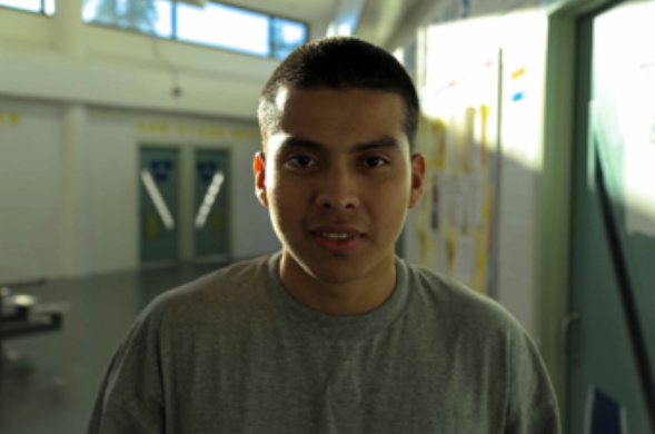 Juan, arrested at 16, faced 90 years to life for first-degree murder.