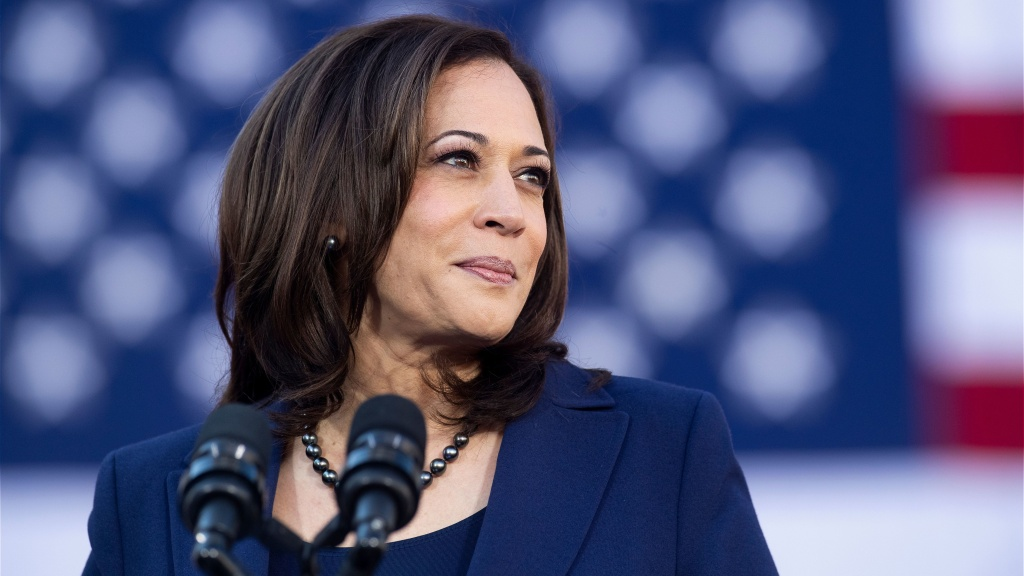 Vice President-elect Kamala Harris is the first woman, the first Black person and the first Asian American elected to the second highest office in the United States.