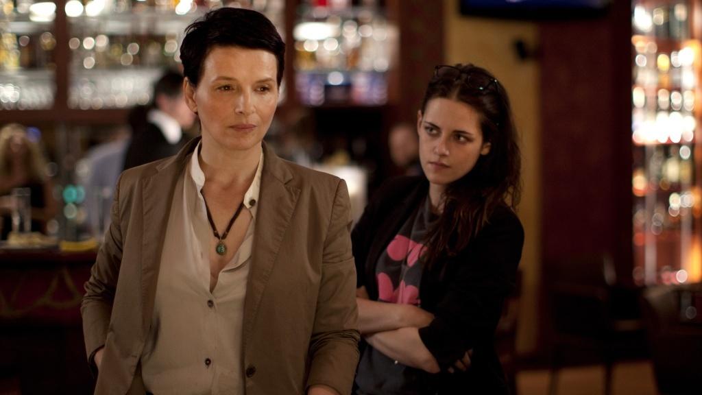 Juliette Binoche and Kristen Stewart star in