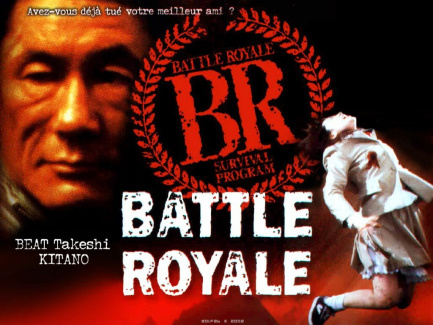 Battle Royale is screening at the Cinefamily in its first-ever North American showing from Jan.5 - Jan. 11.