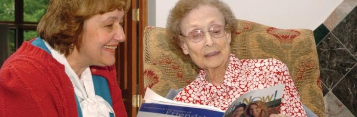 Seniors Helping Seniors Job Fair