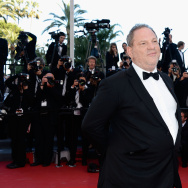 Harvey Weinstein attends the 'The Immigrant' premiere during The 66th Annual Cannes Film Festival at the Palais des Festivals on May 24, 2013 in Cannes, France.