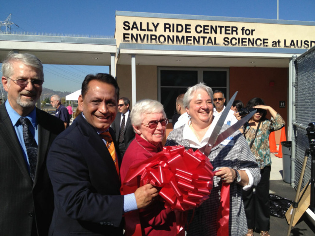 Sally Ride Enviro Center