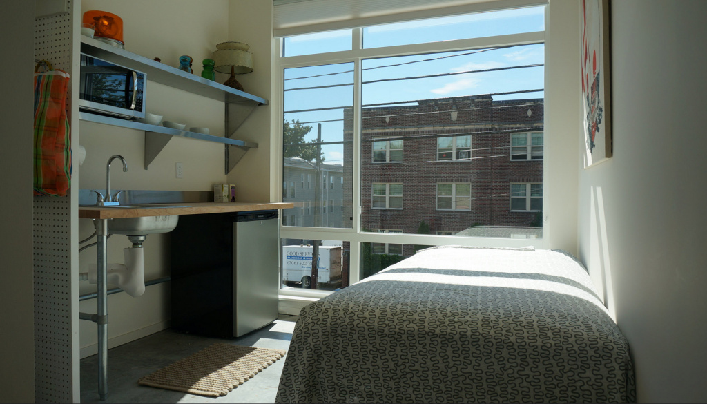 micro living in la could you live in less than 400 sq. Black Bedroom Furniture Sets. Home Design Ideas